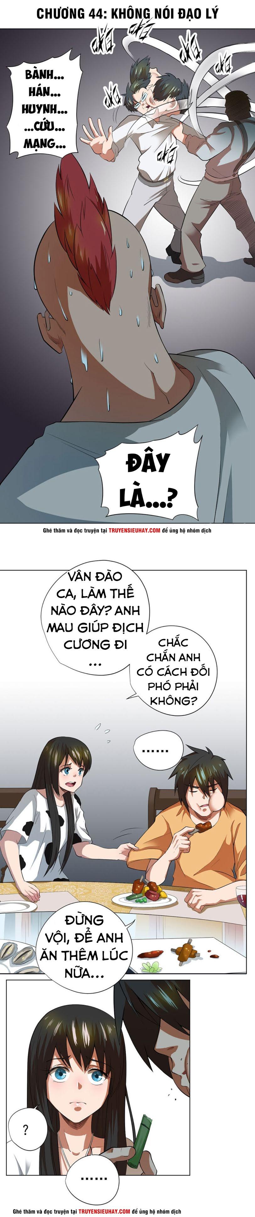 Nghịch Thiên Thần Y Chapter 44 video Upload bởi truyenmh.com