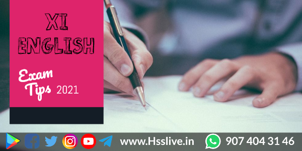 Higher Secondary First year(Plus one) English exam 2021: Things to know to Score more