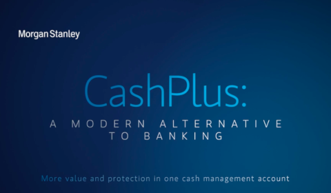 Morgan Stanley CashPlus