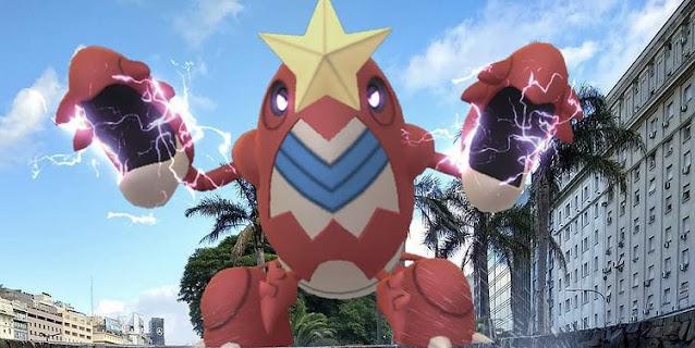 Best Crab Pokemon Designs