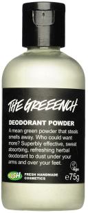 desodorante sin aluminio Lush The Greeench