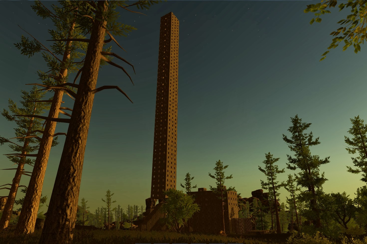 SL Newser - Other Grids, MMOs, and Games: Meanwhile, Back in Rust
