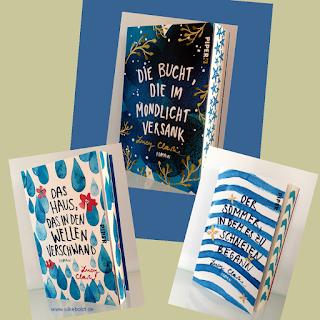 Wieso ich ihre Bücher mag: Lucy Clarke - Zeit für Autorinnen - Blog Silke Boldt