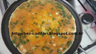 Kore Yemeği, Yumurta Rulosu