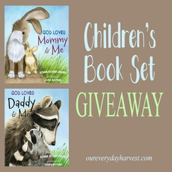 Children's Book Set Giveaway