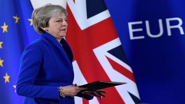 Reino Unido: May inicia campaña a favor del acuerdo del brexit