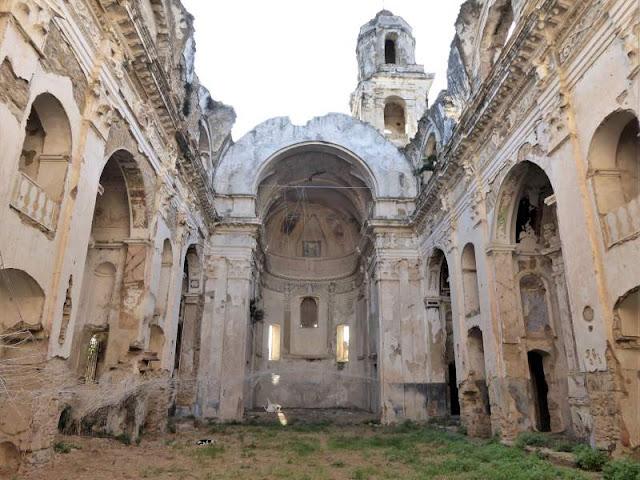 interno sant'egidio bussana vecchia
