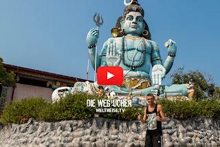 Trincomalee, Sri Lanka, Arkadijs Weltreise, Die Wegsucher, WELTREISE.TV
