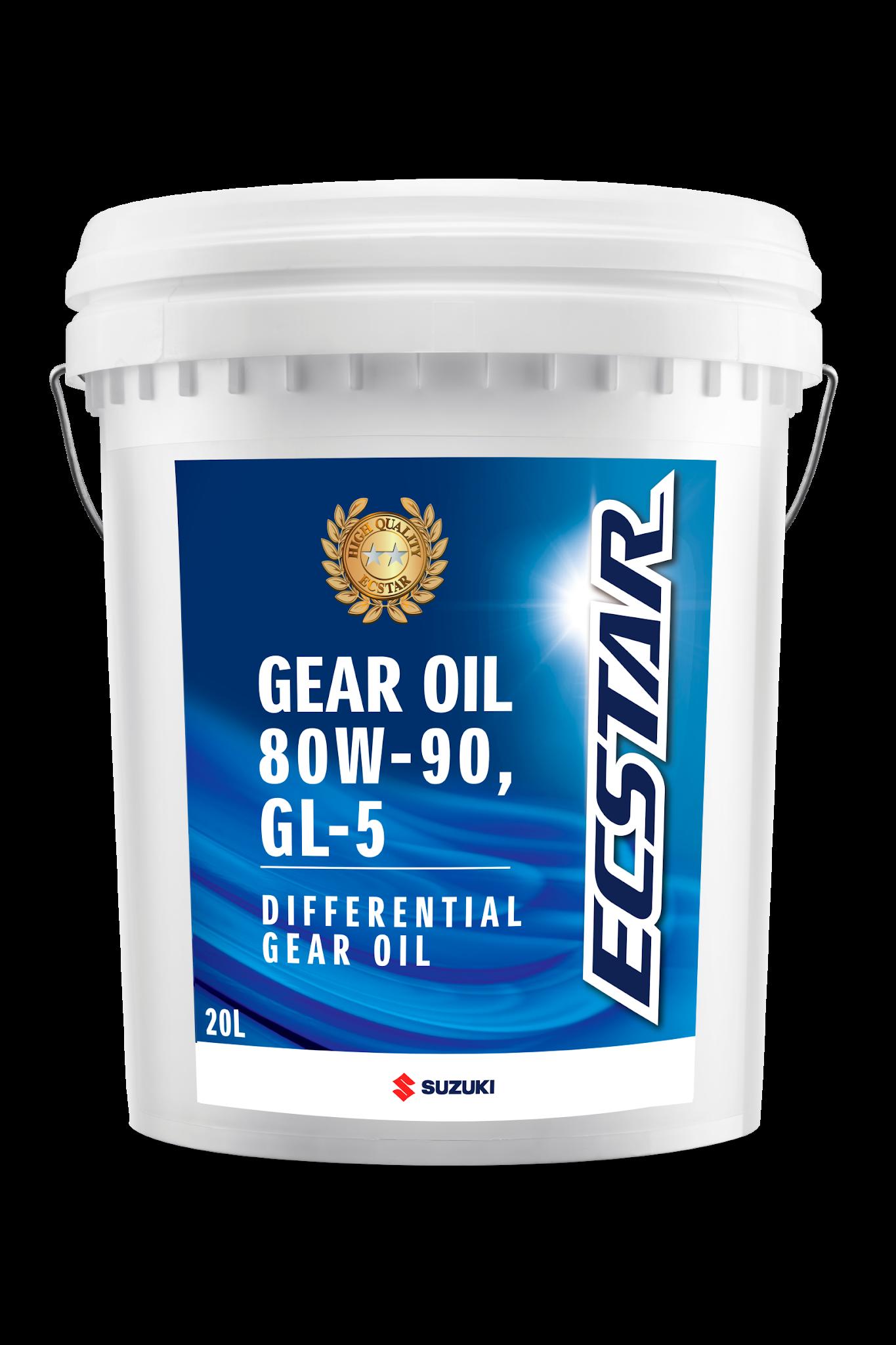 Suzuki Hadirkan Rangkaian Gear Oil Ecstar Terbaru