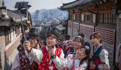 Mencoba Kehidupan Tradisional Masyarakat Korea