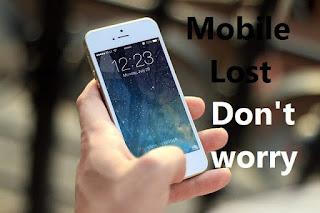चोरी हुआ Mobile कैसे खोजें