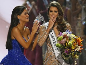 Miss France finally became  Miss Universe; first French winner for that past 64 years (photos)