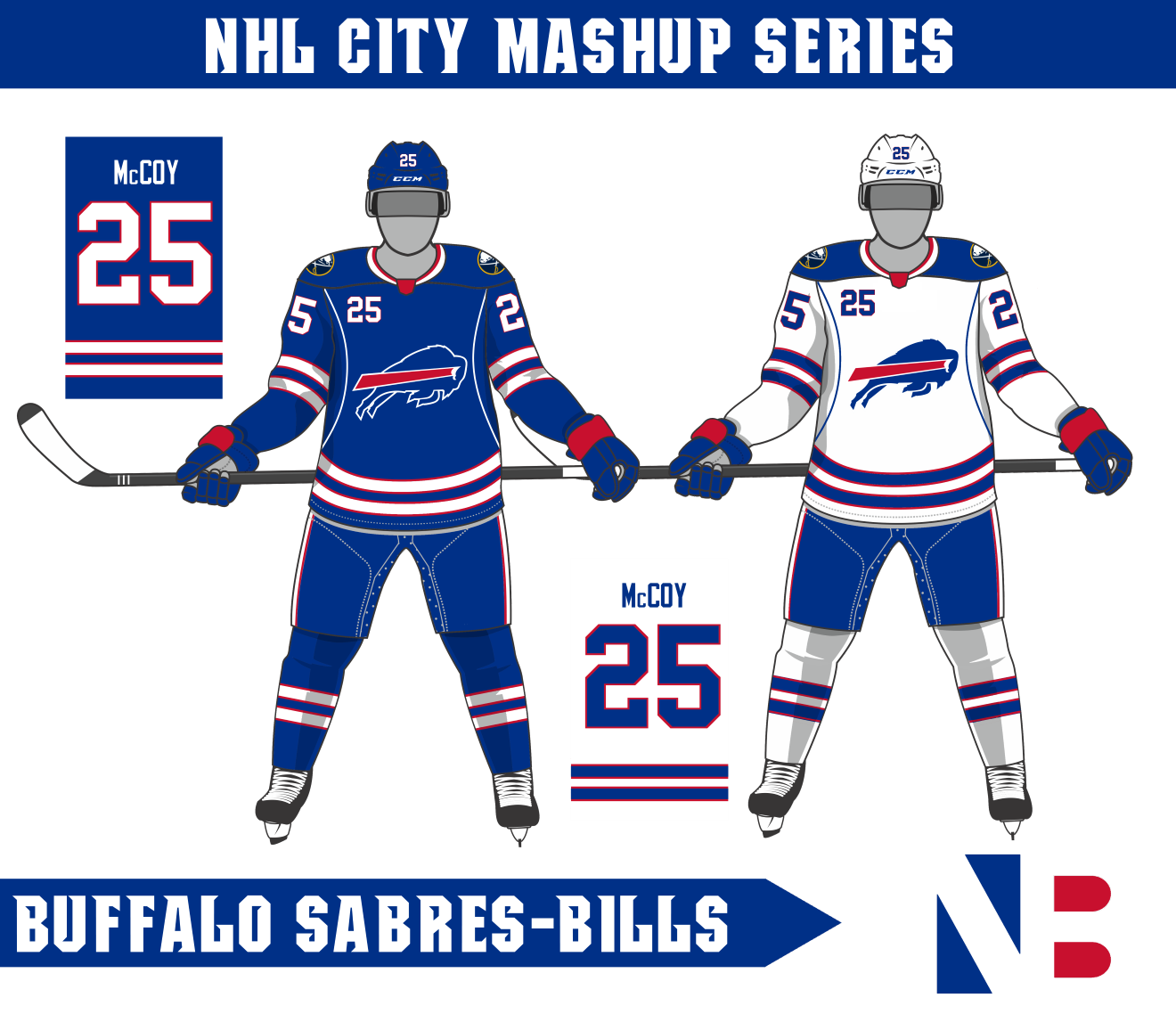 hockeyjerseyconcepts buffalo bills