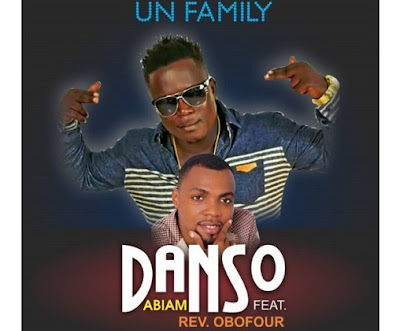 Danso Abiam – No Size (Feat. Rev Obofour)