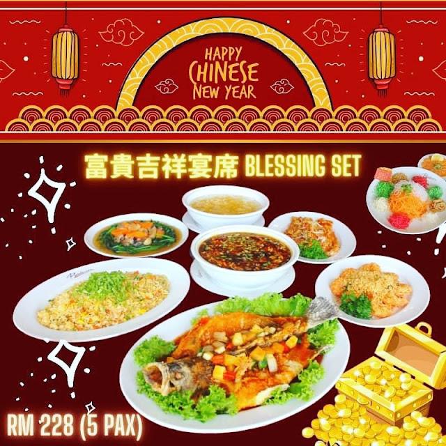 Jom Makan Yee Sang!