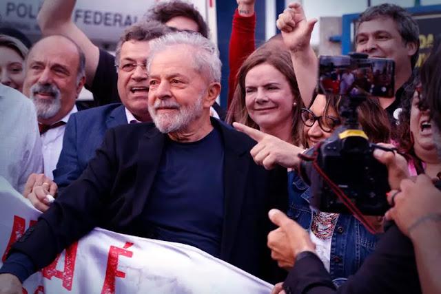 Lula no dia 8