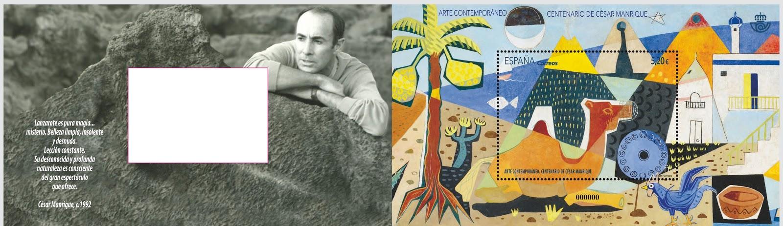 Centenario de César Manrique