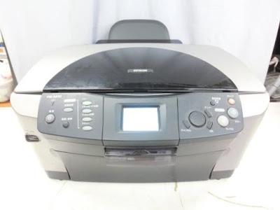 Epson Colorio PM-A850Vドライバーダウンロード