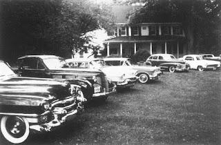 La reunión de la mafia en Apalachin en 1957