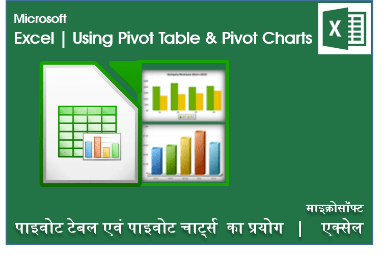 Pivot Table & Pivot Charts in Excel