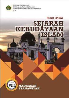 Buku Siswa SKI Kelas 8 MTs - KMA 183