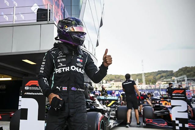 2020 Russian Grand Prix, Saturday - LAT Images