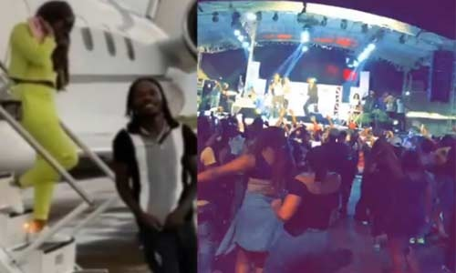 Executive Jet Apologises For Referring To Naira Marley, Team As Bunch Of Useless People