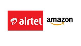 Amazon-Airtel Deal: Amazon may buy $2 billion stake in Bharti Airtel