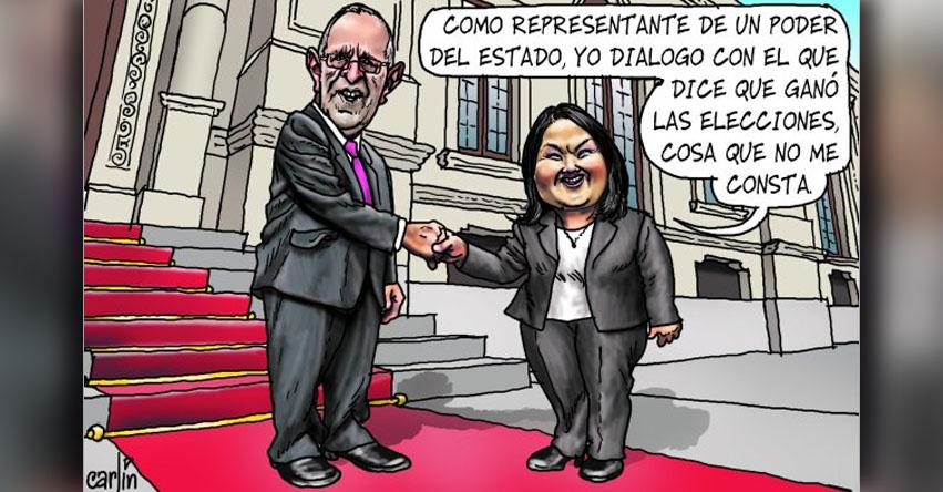 Carlincaturas Miércoles 12 Julio 2017 - La República