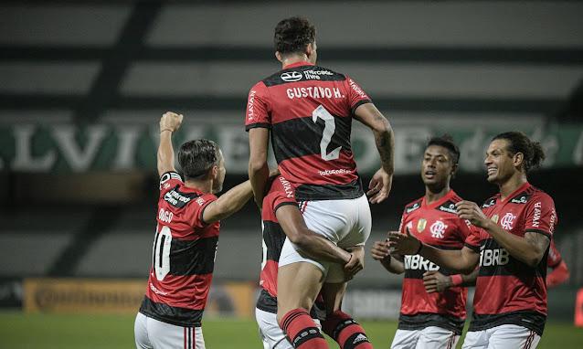 Flamengo estreia com vitória na Copa do Brasil