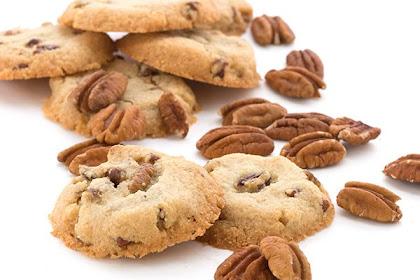 low carb Butter Pecan Cookies