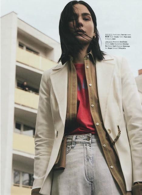 Mijo M. / Grazia Magazine / 6