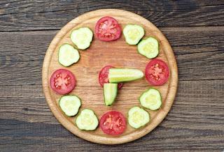еда часы после шести диета похудение