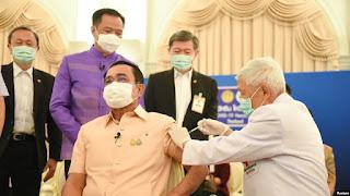 Thailand, Australia, India Putuskan Tetap Gunakan Vaksin AstraZeneca
