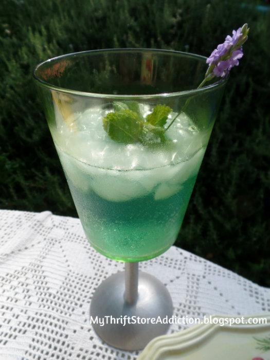 Lavender mimosas