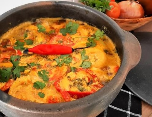 Bahian fish moqueca recipe