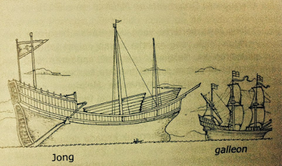 Mengenal Kapal Jong Jawa Kapal Besar Majapahit Yang Besarnya 3 Kali Kapal Cheng Ho