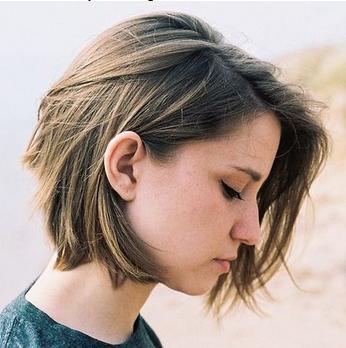 Neck Length Bob Haircut For Women (Hairstyle Updates - www.hairstyleupdates.com)