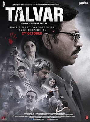 Talvar 2015 Hindi 480p BluRay AAC x264 400MB