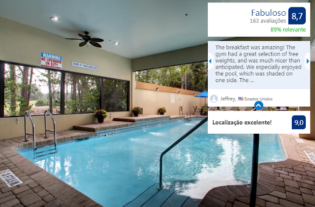 Holiday Inn Express & Suites Jacksonville South East - Medical Center Area: piscina