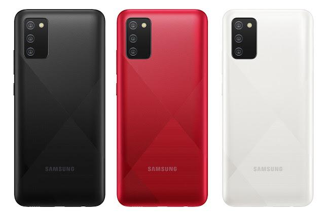 3/32 Samsung Galaxy A02s   ثمن الهاتف في المغرب   الخصائص التقنة للهاتف   مميزات الهاتف وعيوبه