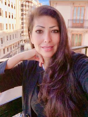 Cintia Cavalcante no Blog EspiritualMente