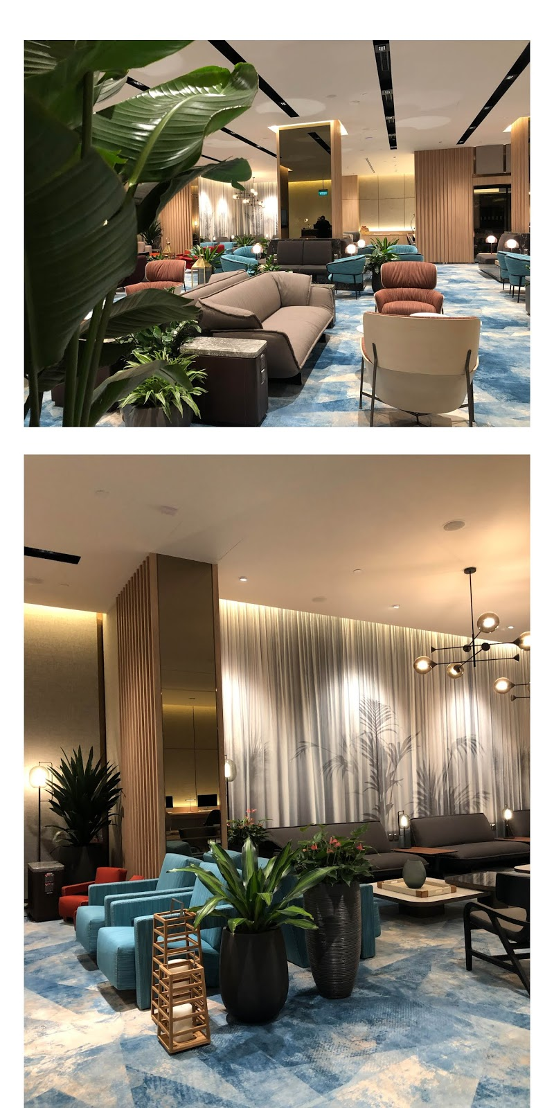 Changi Lounge Review, changi airport lounge