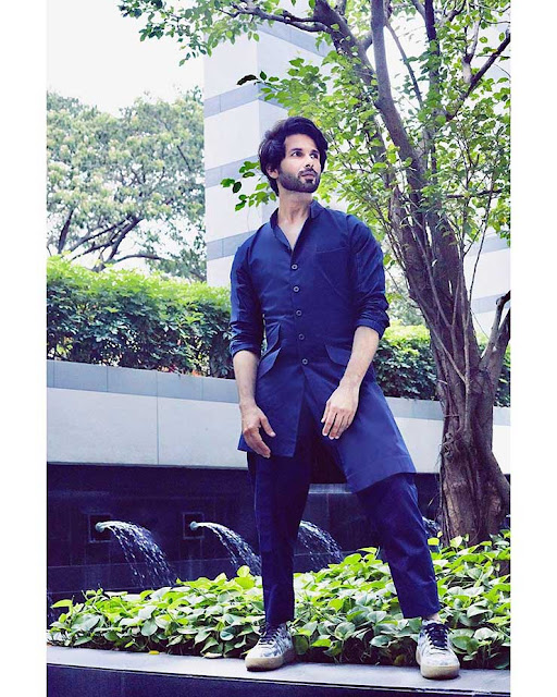 shahid kapoor casual dressing style pics