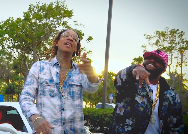 VÍDEO - Wiz Khalifa – Celebrate (feat. Rico Love)