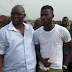 Corps member who asked for a photograph with Fayose gets offered immediate employment (PHOTOS)