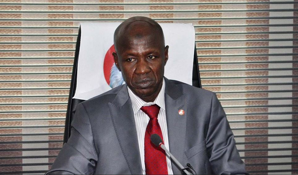 Many Corrupt Nigerians Now Keep Their Loot In Ghana - EFFC Boss, Magu Reveals #Arewapublisize