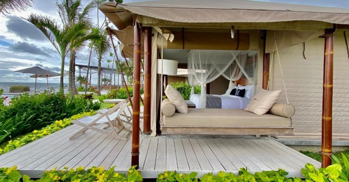 Camping di Bali