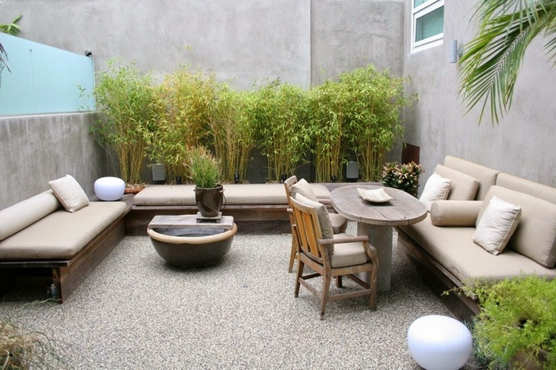 Garden House Design Minimalist