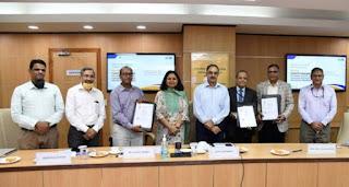 NeGD signed MoU with NLU Delhi and NLIU Bhopal